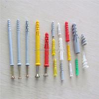 wall plug/plastic anchor screws