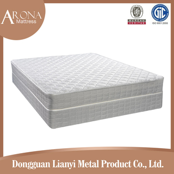 Anti-sore hard bed mattress under bed mattress spring fit mattress