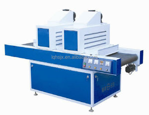 2KW/5.6KW UV Curing Machine Screen Printing Machine for sale