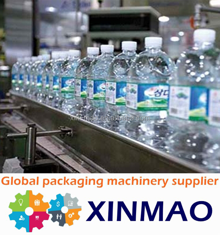 Small bottle water making machine ,carbonated soft drink machine,small water packing plant