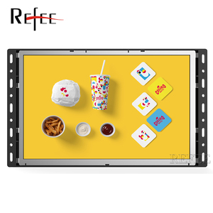 10inch POP display touch LCD open frame monitor smart shelf screen