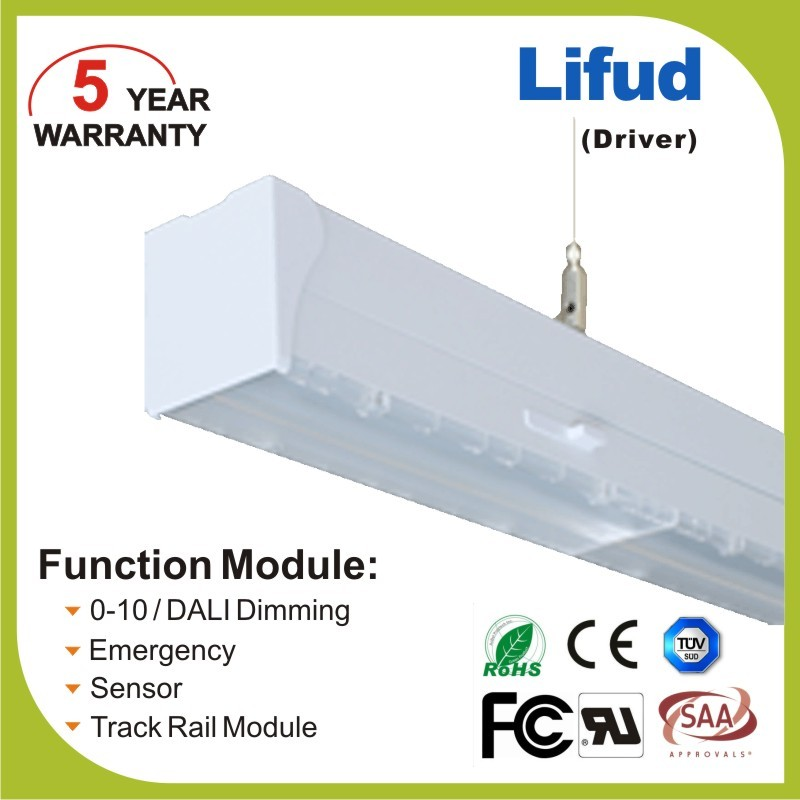Linear Trunking System Hanging LED Batten Light