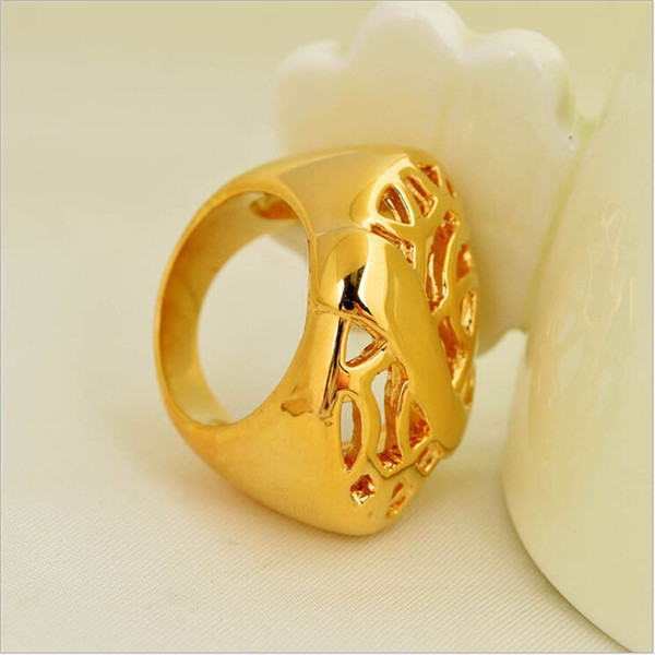 Yiwu Aceon Stainless Steel Customized Jewelry Factory Directly Sell online buying gold ring