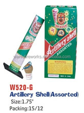 W520 Assorted Artillery Shell for sale