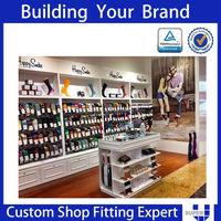 footwear store interior and displays shopfitting supplies london uk