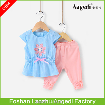 Cute Boutique Childrens Clothes Sets With Dress And Leggings - Buy ... fda4b1f6b9