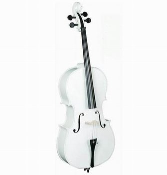 Sncl016 Violonchelo Color Blanco Mejor Venta Violonchelo Buy Cello Instrumento Musical Cello Cello Blanco Product On Alibaba Com