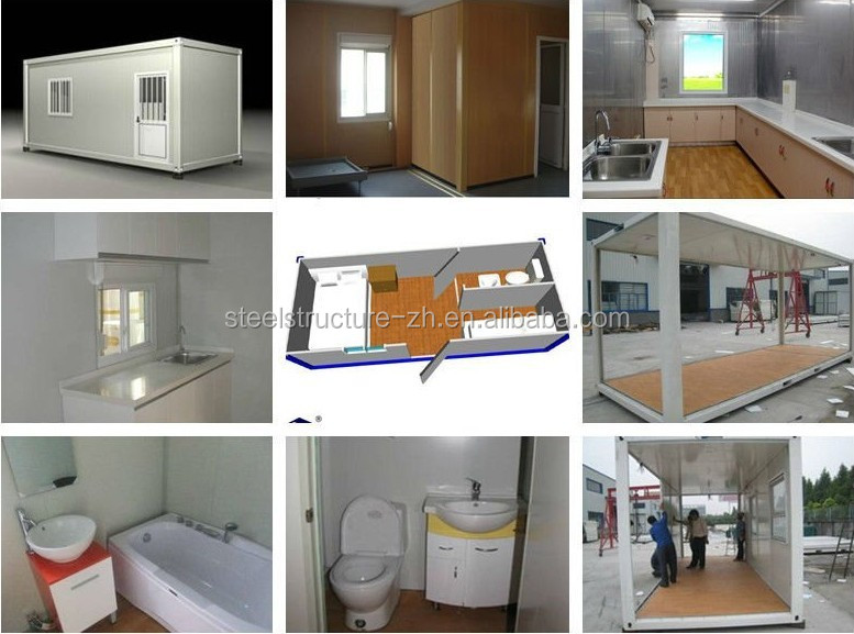 Factory Direct Supply Low Price Fast Assembly Luxury Container House