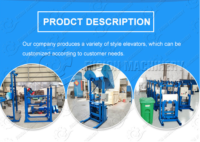 Useful bucket elevator vertical/bucket elevator for sale/mining bucket elevator
