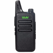 Wln KD-C1 <span class=keywords><strong>Walkie</strong></span> <span class=keywords><strong>Talkie</strong></span> UHF 400-470 MHz 5W Power 16 Channel Mini Handheld Transceiver