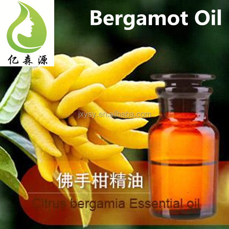Organic Bergamot Orange Oil Cold Pressed Bergamot Essential Oil 100% Bergamot Oil