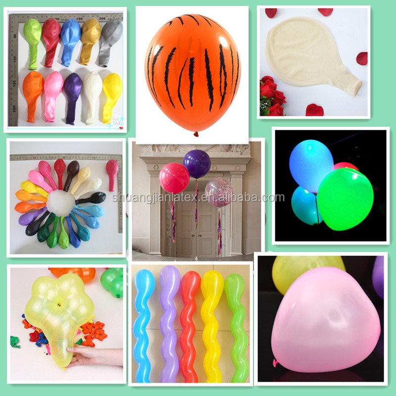 excellent 12 inch metalic baloon/balloon globos/latex ballon