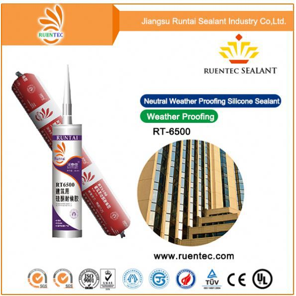 Auto/ Car glass/Windsreen Silicone Sealant