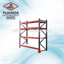 modular warehouse stand stacking rack system for shelving system