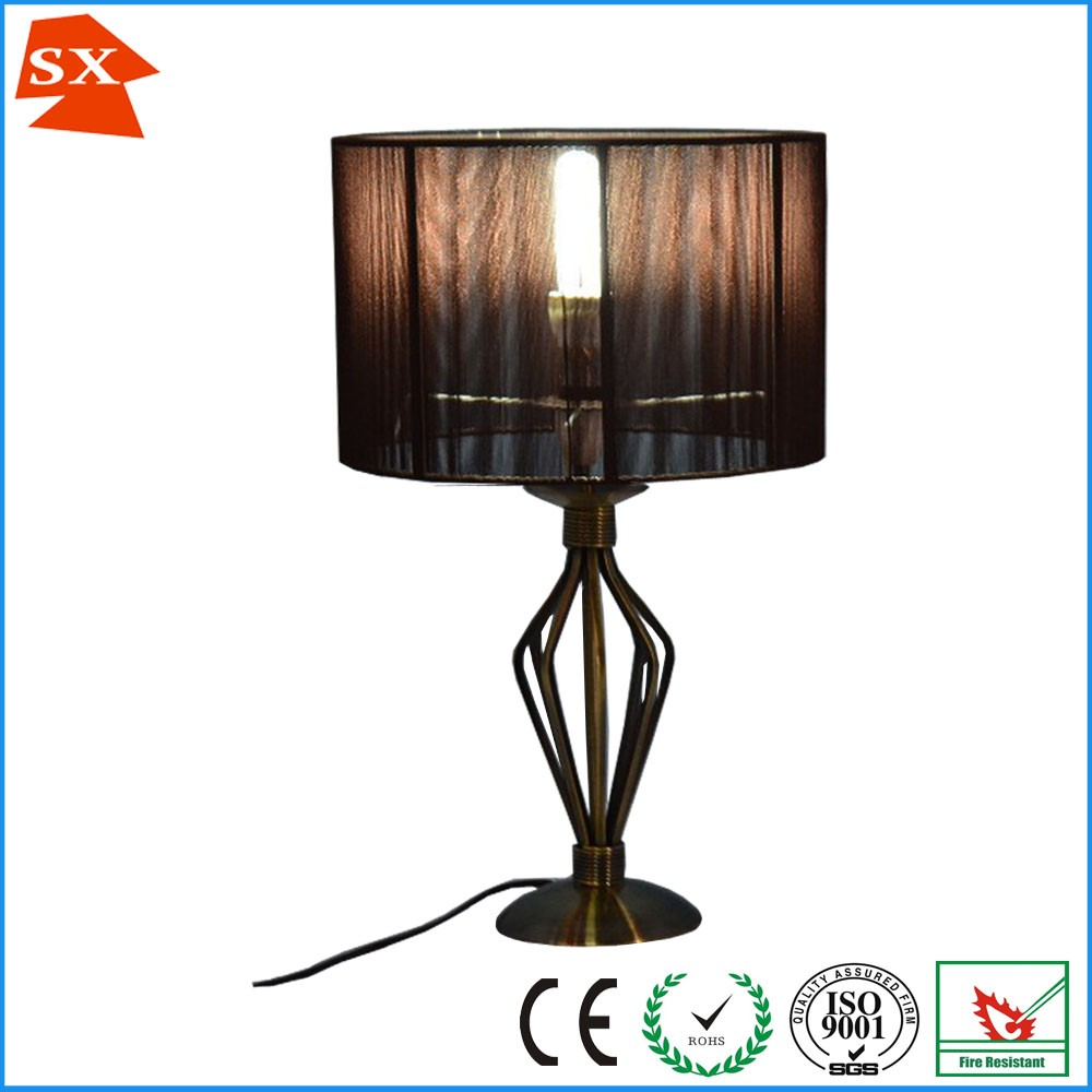 Thread Wrapped Hanging Lamps Material Wire Lampshade Frames ...