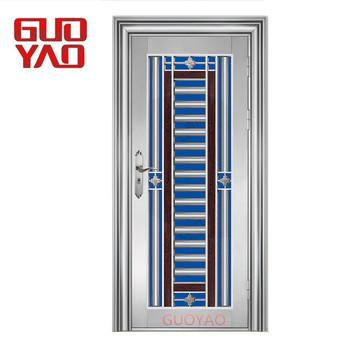 Alibaba Best Stainless Steel Door Design Security Screen Mesh Doors