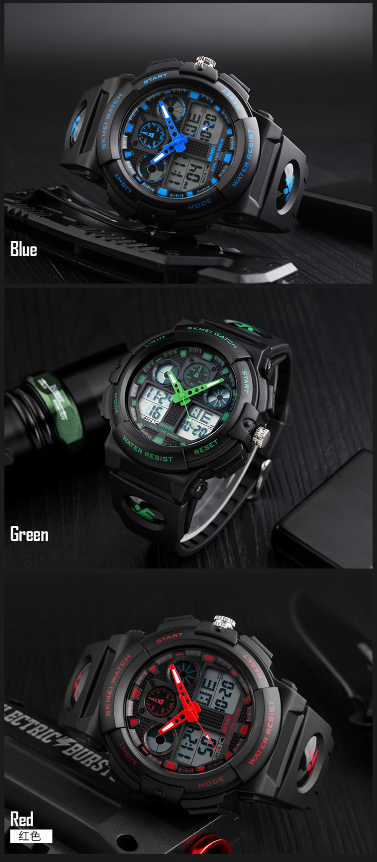 kashidun on ceramic carbon watch from leather army men cowskin tech case genuine strap s item large watches high automatic mechanical in