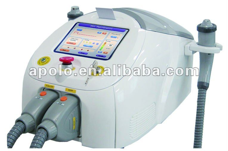 RF skin care equipment portable beauty salon equipment HS 530 by shanghai med apolo medical technology