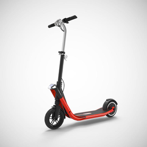 Hot Selling Stylish 2 Flashing Wheels Kick Scooters for Adult