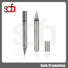 The Chicago Athenaeum museum design stainless steel fountain pen