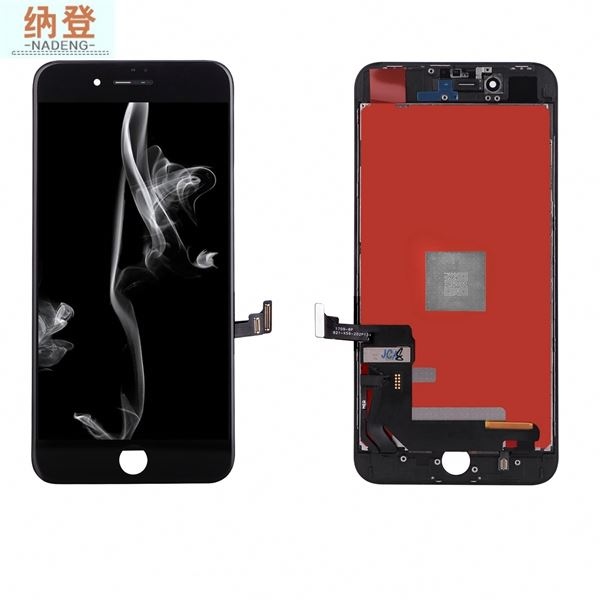 Günstige einzelteile zu sellfor iphone 8 plus lcd, handy displayschutzfolie für iphone 8 plus lcd, für iphone 8 p glas diftizer