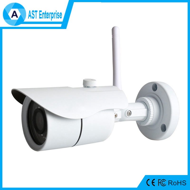 CCTV Wireless camera Mini Bullet Infrared WiFi P2P Long Range Security IP Camera Outdoor HD