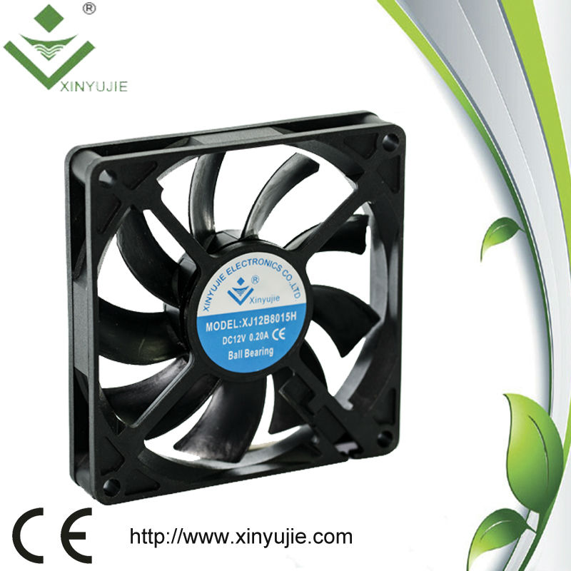 12v 8015 LED display unit UPS power supply DC Cooling Fan 80x80x15mm