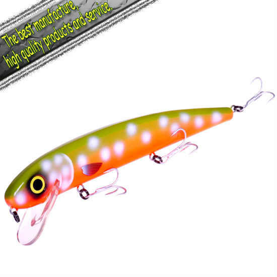 Super Jake 260mm 128g fishing lure Hard Bait