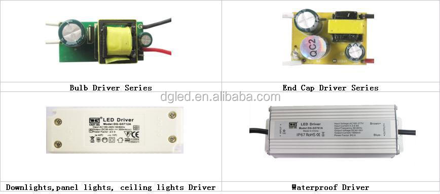Ce Approved Isolated Led Bulb Driver 450ma Led Driver Circuit ...