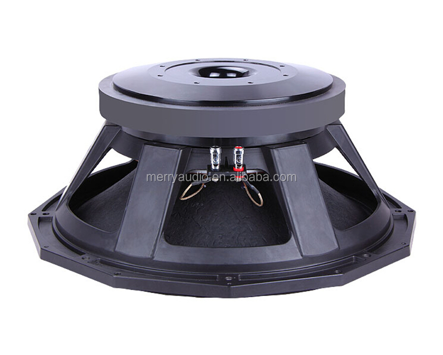 1200w subwoofer speaker with 6 inch voice coil speaker 18 inch