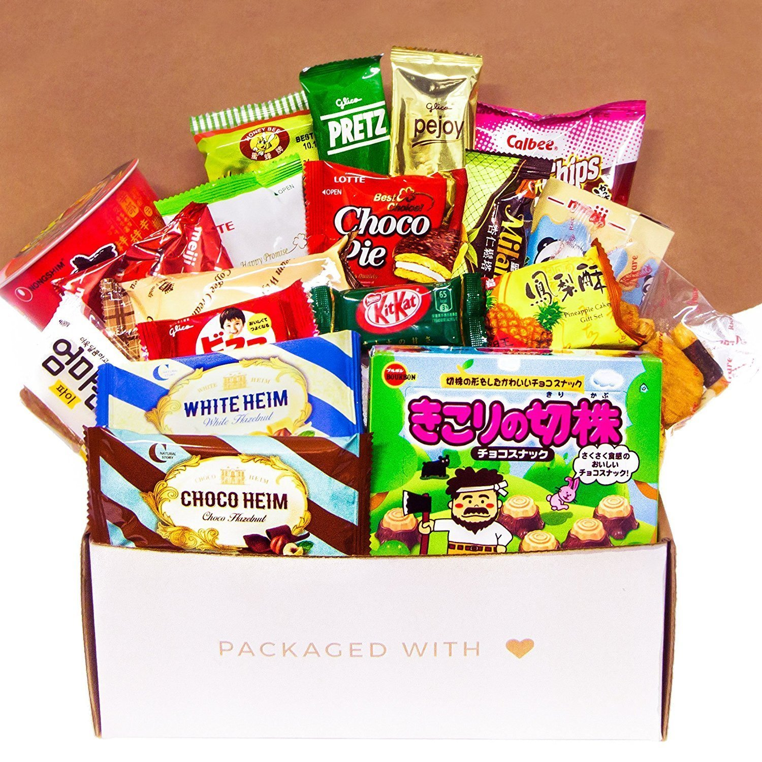 Premium Asian Snack Box | Japanese Snacks | Variety Assortment of Japanese  Candy | Korean Snacks | Chinese Snacks | College Care Package (Asian Snack
