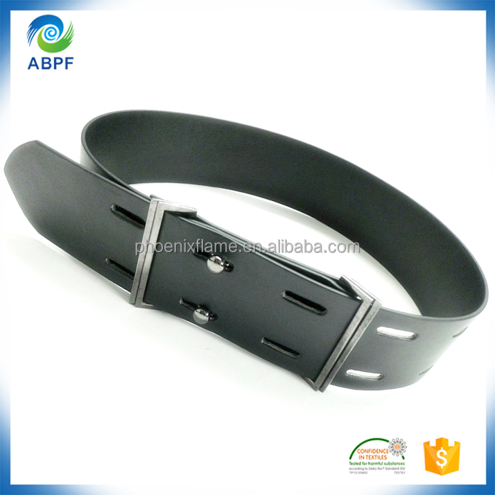 fashion big ladies pure leather belts