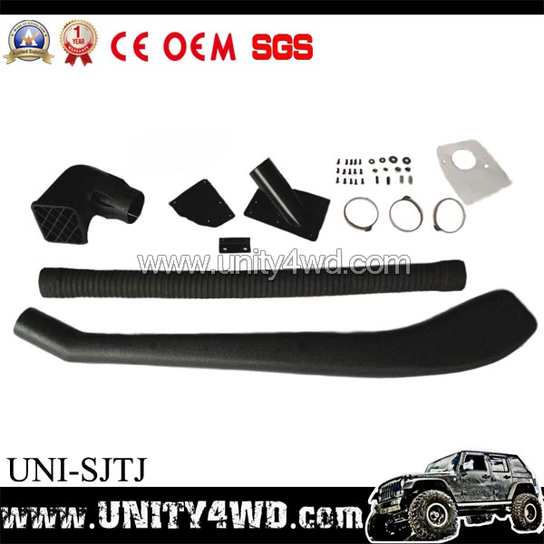 Offroad snorkel for 4wd snorkel kit for grand cherokee zj