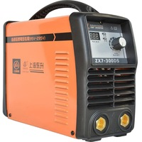 ARC-300DS 1P 220V IGBT Module Inverter DC water proof arc welder, wide voltage 95-295V welding machine 20-300A Copper Cable