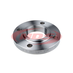 stainless steel ansi b16.5 ss threaded flange pn10