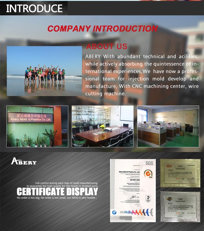 Rubber &PlasticsOEM accept customizedplasticinjectionpart in high quality 11