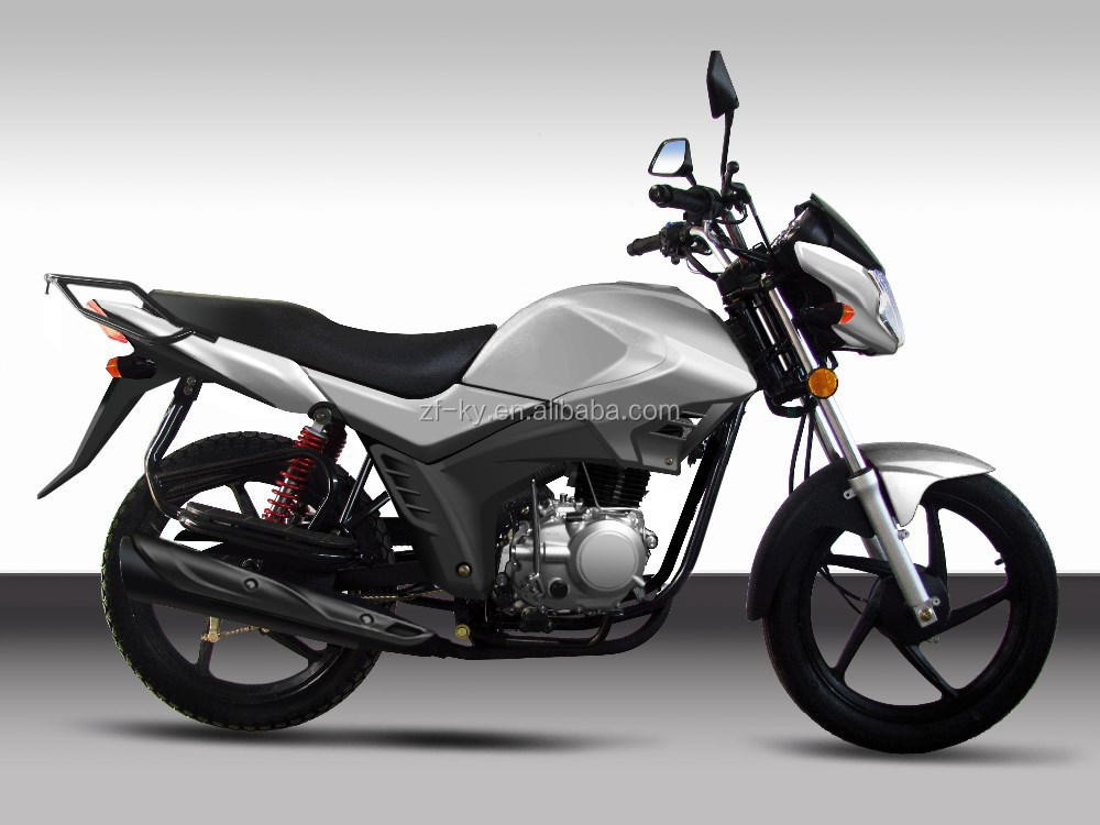 Chinese Motorcycle 50cc Motocross 50cc Street Motorcycle Zf125-2a ...