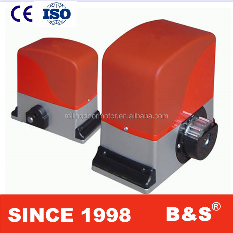 B&S Sliding Gate Operators specialized for Villa gate / sliding gate motor / sliding door motor
