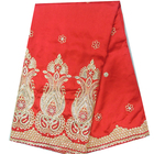new red african lace george GE6497