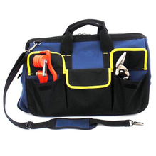 china Large capacity multifunctional Rolling Trolley Tool Bag with wheels