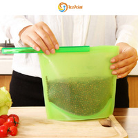 OEM silicone Sealing Fresh Vacuum/Kitchen Storage Bag / Food Container For Food