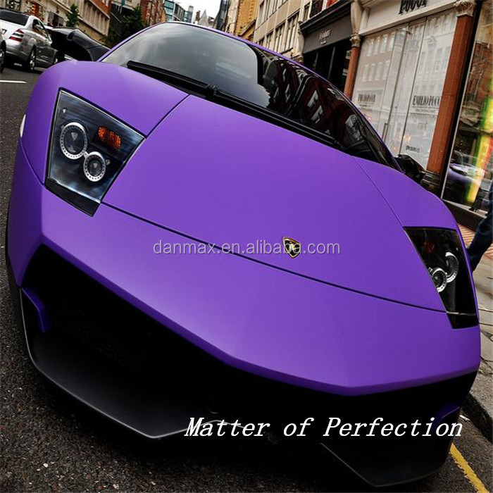 New Type Product Matte Car Paint Sticker For Car Wrap Car