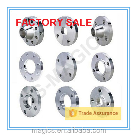 Forged Blind Stainless Steel Flange Manufacture different types of flanges