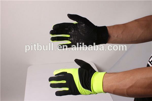 New products 2016 fox bicycle glove