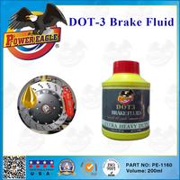 Power Eagle Brake Fluid DOT-3 250ml