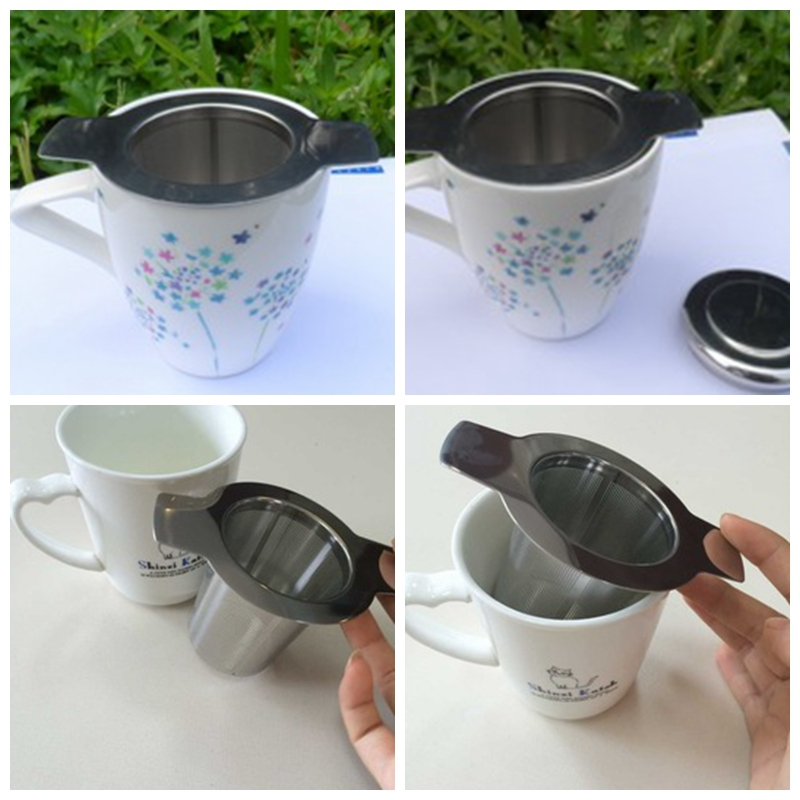 Stainless Steel Amazon Echo Pot Strainer With French Press Coffee Maker - Buy Pot Strainer ...