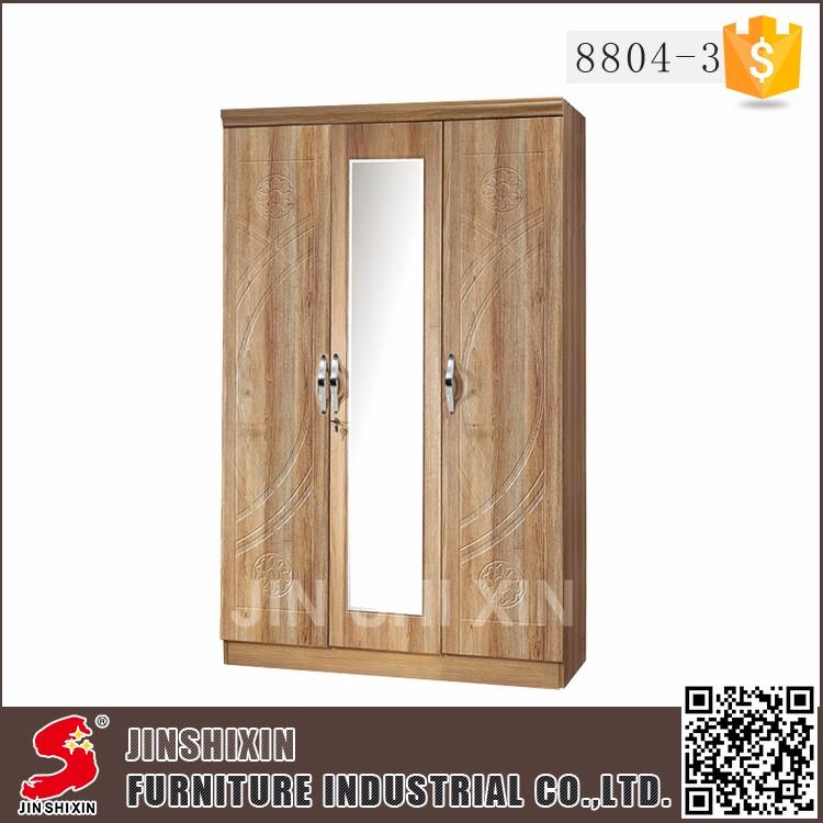 wholesale eco friendly mdf wardrobe wooden cupboard designs of