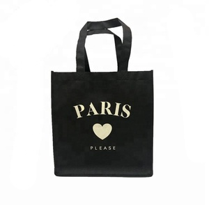 Manufacturer Good Quality Customized Design Gift Package Non-Woven Reusable Shopping Bags