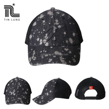 High Quality Special 3D Embroidery Baseball Cap Hard hat with Cotton Twill Fabric + Mesh