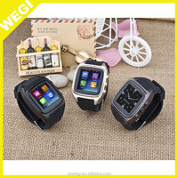 2015 Wholesale factory price sim card gps 3g wifi dual core Android wifi Smart Watch 3G Watch Phone for iphone samsung
